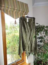 Stunning Velvet Skirt from Perle du Sud, Size UK10-12,RRP£66, New with tags