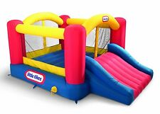 Little Tikes Jump & Slide Dry BOUNCER, Kids INFLATABLE BOUNCE HOUSE, 620072X1