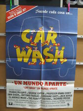 2344    CAR WASH UN MUNDO APARTE. FRANKLYN AJAYE, GEORGE