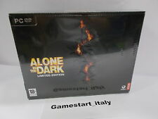 ALONE IN THE DARK LIMITED COLLECTOR'S EDITION (PC) NUOVO SIGILLATO ITALIANO