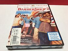 Barbershop 2: Back in Business (***NEW***DVD, 2004, Special Edition)