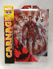 Marvel Select CARNAGE action figure (sealed)