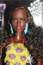 Barbie Fashionista Afro Barbie  2015 / Collection No.20  NRFB