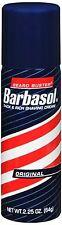 Barbasol Shaving Cream Original 2.25 oz (Pack of 3)