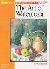 HT-5 The Art of Watercolor (How to Draw and Paint series #5), Walter Foster, Goo
