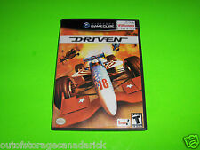 Driven (Nintendo GameCube, 2002) Complete With Instructions
