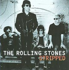 THE ROLLING STONES Stripped CD BRAND NEW Remastered Live & Studio