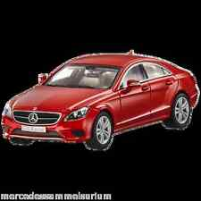 Mercedes Benz C 218 CLS Class Coupe Facelift 2015 Hyazinthrot 1:43 Neu/New