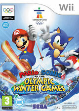 Mario & Sonic at the Olympic Winter Games ~ Wii (en una condición de)