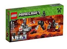 LEGO Minecraft 21126: The Wither -  New/sealed. Cheapest On Ebay