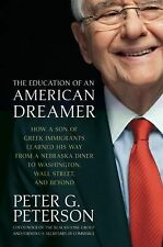The Education of an American Dreamer: How a Son of Greek Immigrants Le-ExLibrary