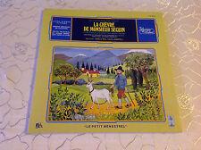 """ALPHONSE DAUDET (LP) """"LE CHEVRE DE MONSIEUR SEGUIN"""" [FRANCE/ALB-6036/+BOOKLET]M-"""