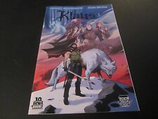 KLAUS #1 LOCAL COMIC SHOP DAY VARIANT RARE HTF!!