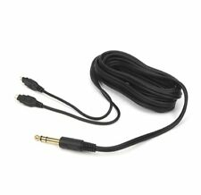 (092885) Sennheiser cable straight with 6.35mm stereo jack plug (3m) for HD650