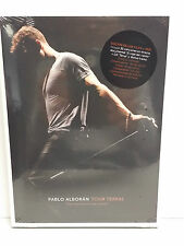 PABLO ALBORAN - TOUR TERRAL DELUXE - 3 CD + DVD - 05/11/2015 - NUEVO - SEALED