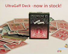 UltraGaff Deck - Bicycle playing card collection,close up magic trick,gimmick