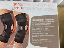 KNIEORTHESE Orthoservice GenuFit 27A Gr.S NEU - KNEE BRACE Genufit 27A Small NEW