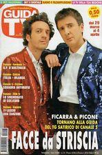 rivista GUIDA TV ANNO 2009 NUMERO 13 FICARRA E PICONE