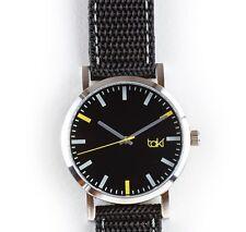 """Taki Watch - """"Jordan"""" in Black & Grey"""