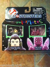 Ghostbusters 2 Minimates SLIME BLOWER RAY STANTZ & THEATER GHOST TRU Series