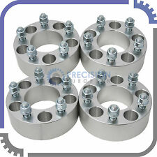 """4pc 1.5""""   5x150 Hubcentric Wheel Spacers /    14x1.5 - For Lexus Toyota"""