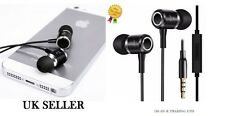3.5mm Metal Earphones  Mp3 Mp4 Noise Cancelling UK seller sports headphone