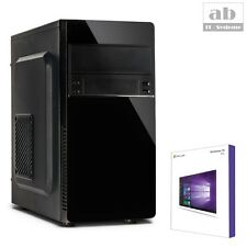 QUAD CORE PC GAMER AMD A8 7600 4x 3,8GHz 16GB 1TB Komplett Windows 10 Computer