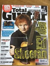 Total Guitar magazine & CD Volume 230, August 2012