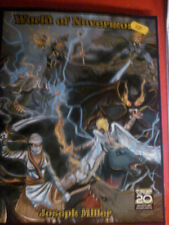World of Nevermore - True20 System Setting - Rare and Out of Print