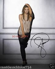 """Stana Katic as Kate Beckett Castle ABC TV Show 8x10"""" reprint Signed Photo #1 RP"""