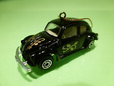 VOLKSWAGEN BEETLE  -  1:50?   MAISTO  CHRISTMAS  - RARE SELTEN - GOOD CONDITION