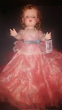 """Vintage AMERICAN CHARACTER 24"""" RARE RED HAIR SWEET SUE WALKER DOLL with Tag"""