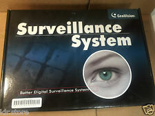 New Original GeoVision GV-250 12 ports D-type video surveillance card