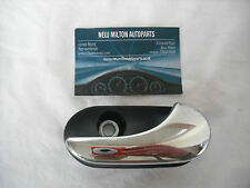 SAAB 900 95 9-5 93 9-3  1998-05 CHROME INTERIOR DOOR HANDLE LEVER  O/S RIGHT