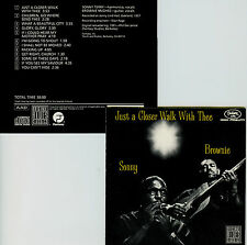 SONNY TERRY & BROWNIE McGHEE  just a closer walk with thee