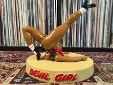 RARE!! R. CRUMB Devil Girl Statue, 1999,Signed Artist Proof edition #12 of 50!!