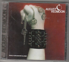 AUGUST REDMOON - fools are never alone CD