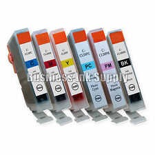 6 New CLI-8 PGI-5 Ink for Canon Pixma Pro 9000 MarkII