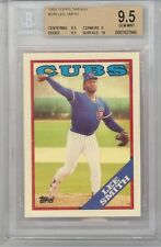 1988 Topps Tiffany Lee Smith (#240) (Population of 1 as f 03/16/2013) BGS9.5 BGS