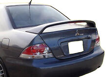 PAINTED MITSUBISHI LANCER / RALLIART FACTORY REAR WING SPOILER 2004-2007