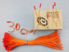 52 pcs 30 cm copper wire Electric wire AC Remote Ematch fireworks firing system
