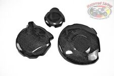 Racing Carbon cover set - Suzuki GSXR1000 K1-K3 Lima/Clutch/Ignition