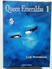 Queen Emeraldas n. 1 di Leiji Matsumoto * NUOVO * ed. Hazard