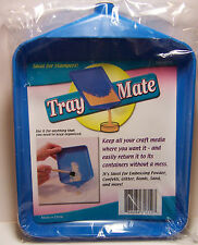 Tray Mate Handy Organizing tool for Glitter, Embossing Powder, Beads & More!