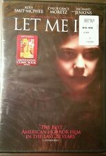 LET ME IN DVD Includes Limited Edition Comic Book FACTORY SEALED NEW NBO FreeShp