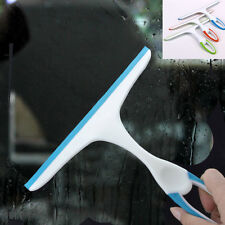 Squeegee Window Wiper Cleaner Glass Mirrors Bathroom Showers Car Panel Home