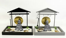 Home Decoration Garden Buddha Zen Gong Tea light Candle Holder Traditional Gift