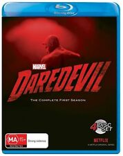 Daredevil : Season 1 (Blu-ray, 2016, 4-Disc Set) (Region B) Aussie Release