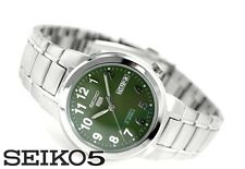 Seiko 5 Automatic Mens Watch See Through Back SNKA17K1 UK Seller