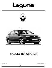 manuel atelier entretien reparation technique Renault Laguna 1 - fr
